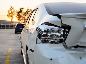 CAR ACCIDENT Photo Shutterstock