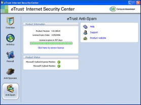 eTrust Internet Security Suite - 12