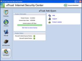 eTrust Internet Security Suite - 12