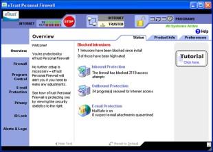 eTrust Internet Security Suite - 7