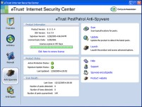 eTrust Internet Security Suite - 9
