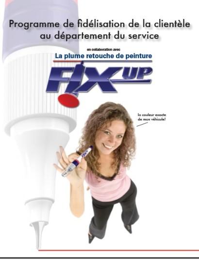 Fix-Up Un Programmme Qui Fidélise Votre Clientèle Au Service En 4 Étapes 1