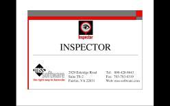 Inspector Power Point