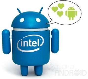 Intel y Google, planificando las bases