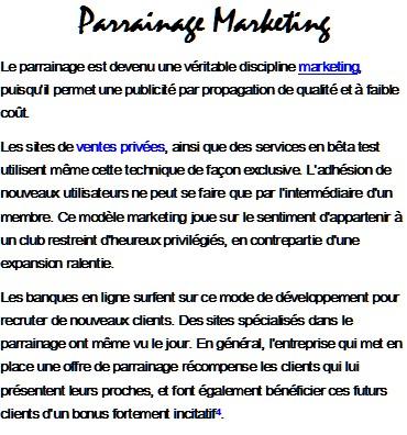 Le Parrainage Marketing Wikipedia