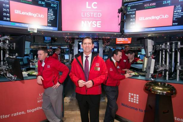 Lending Club À New York Stock Exchange 1