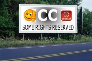 PANNEAU, PRÉSENTATION, PUB, CC_SOME_RIGHTS_RESERVED 2