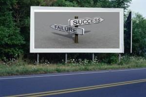 PANNEAU, PRÉSENTATION, PUB, SUCCESS, FAILURE 1