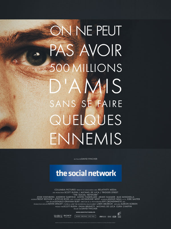The Social Network - POCHETTE-FR